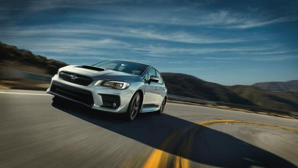 A recent report finds that owners of the red-hot Subaru WRX are twice as likely to receive speeding tickets as the average U.S. driver.