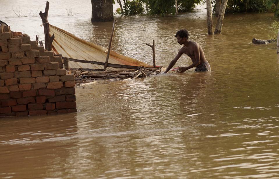 Extreme Rain In India