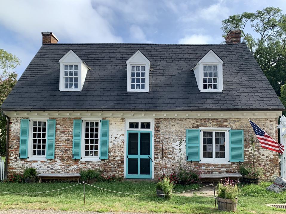 Yorktown Historic Buildings