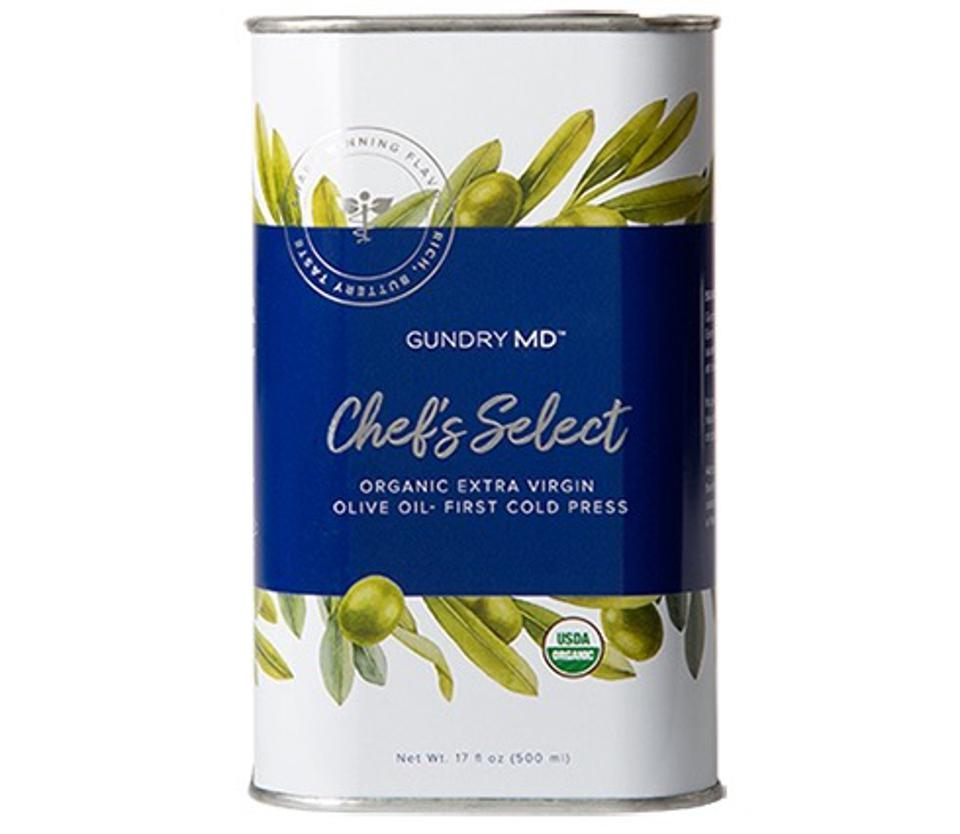 Gundry MD Chef's Select Organic Olive Oil