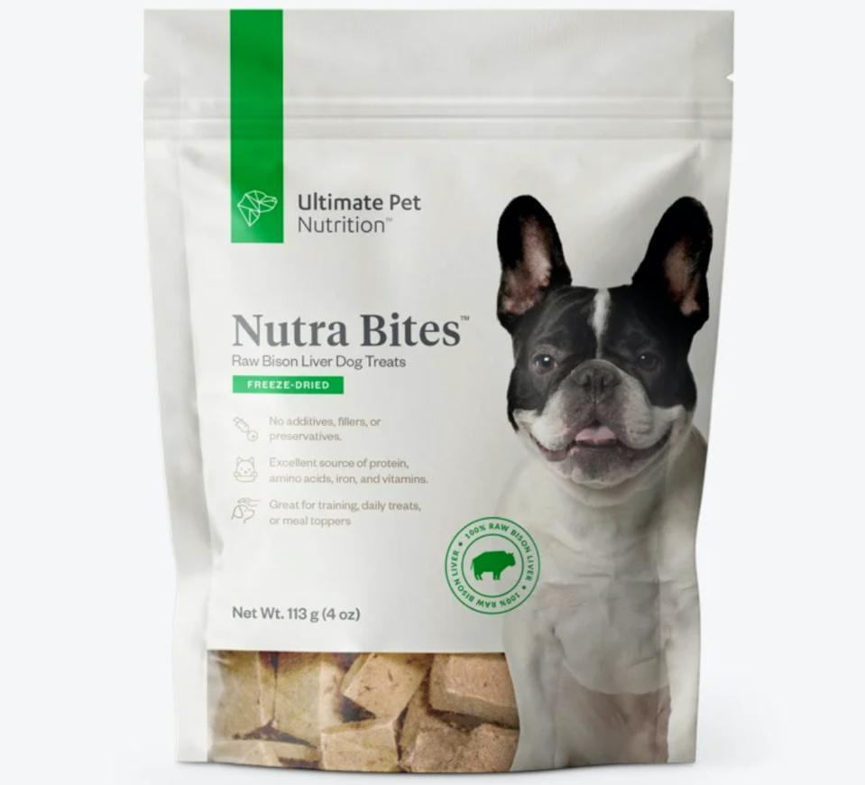 Ultimate Pet Nutrition Nutra Bites