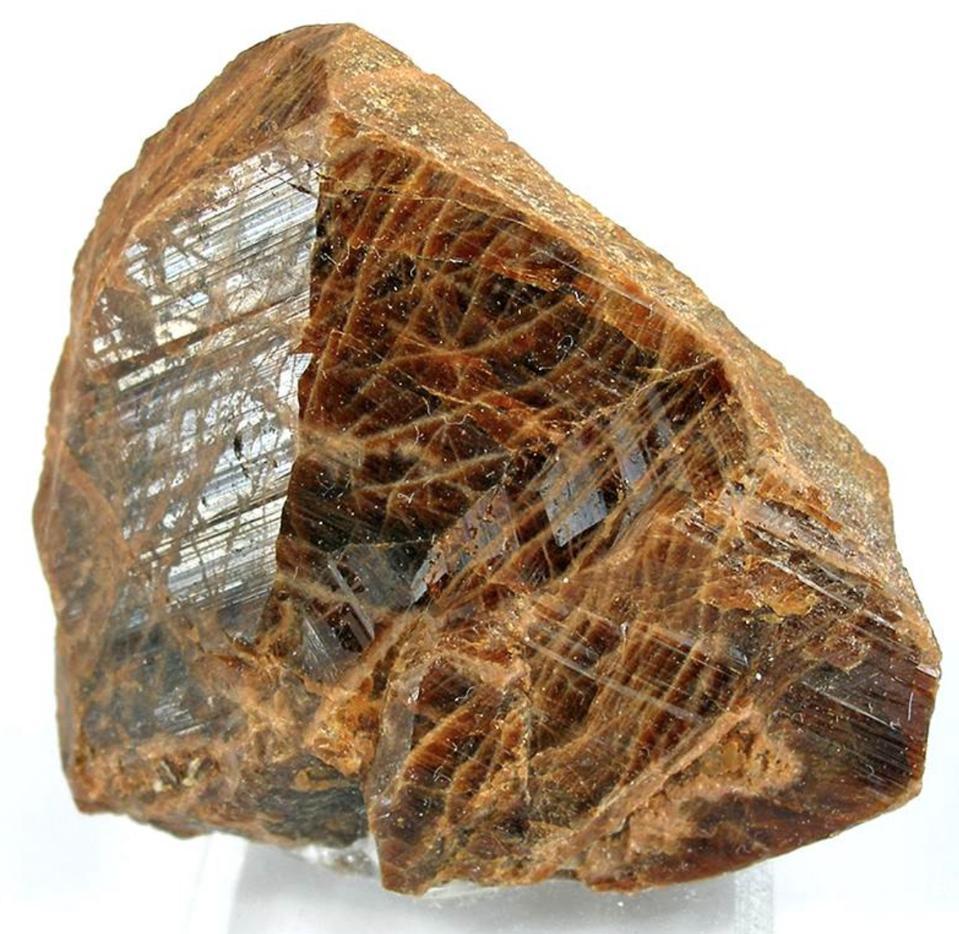 Monazite crystal