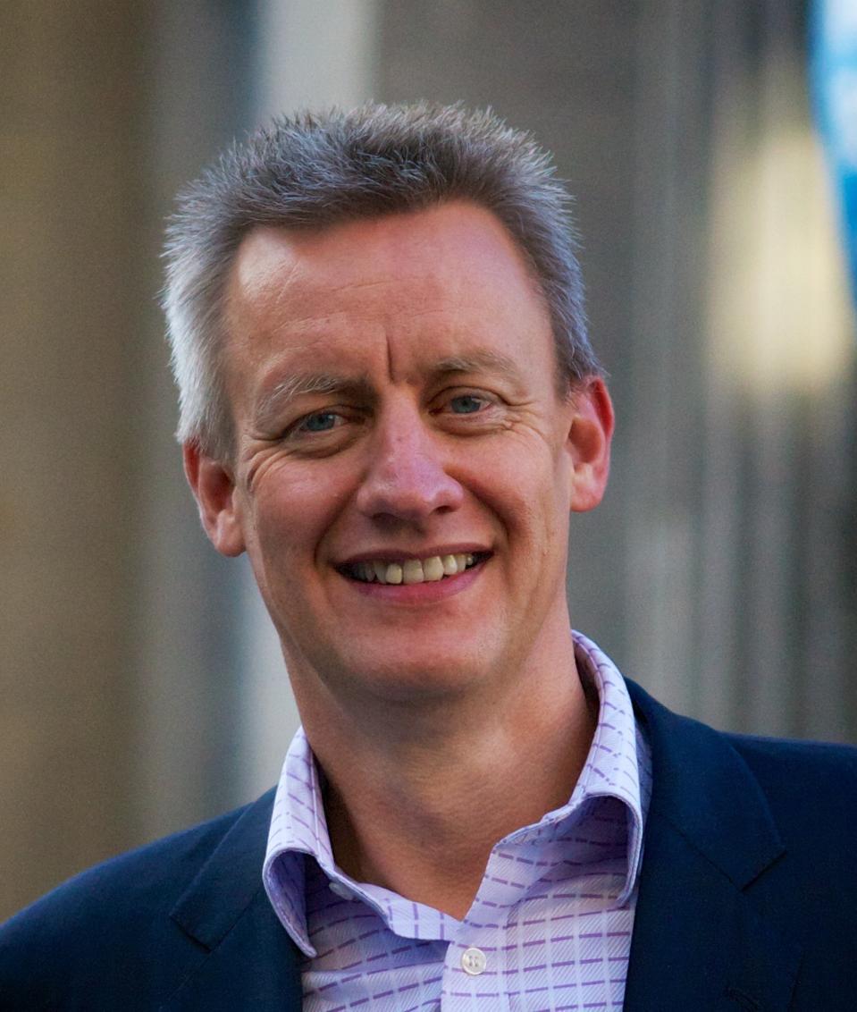 Scottish Business Network Chairman Russell Dalgleish.