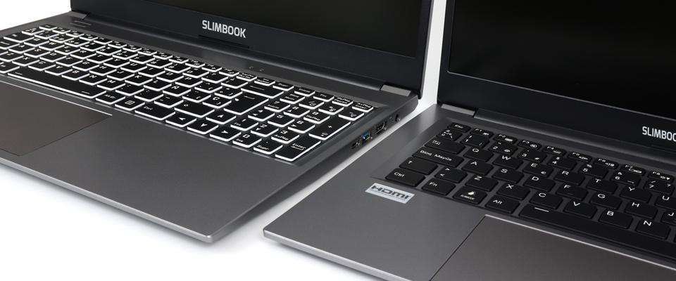 Slimbook Essential 14″ and 15″ Linux laptops