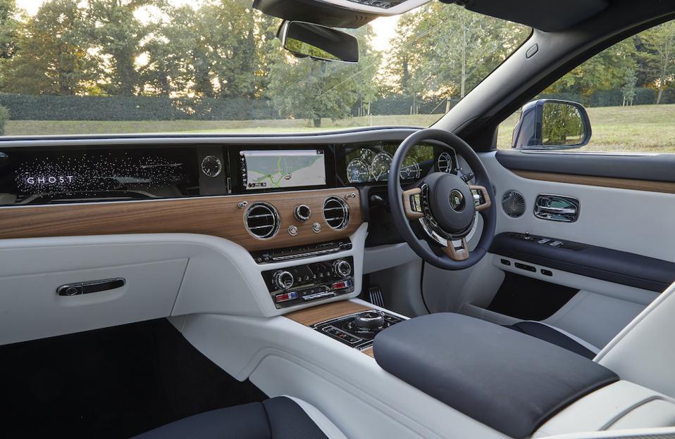 The 2020 Rolls-Royce Ghost