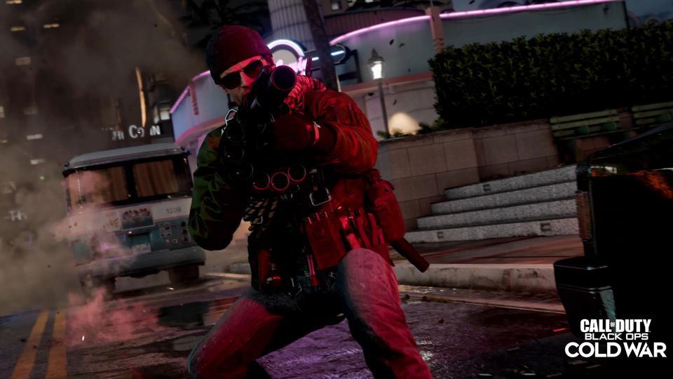 Call Of Duty Black Ops Cold War Feels Like A Mistake