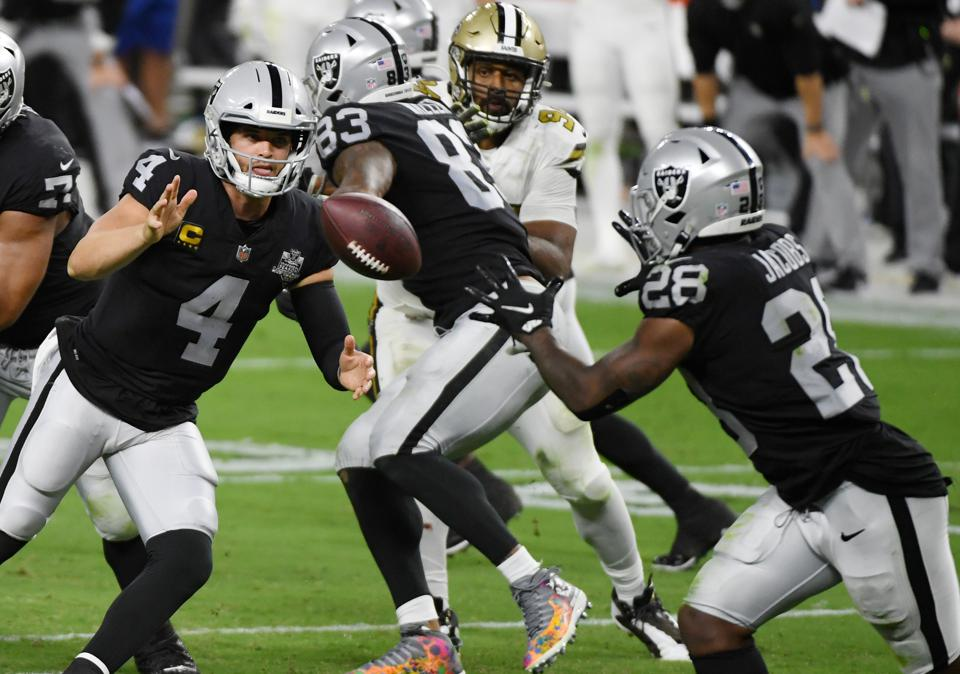 New Orleans Saints v Las Vegas Raiders