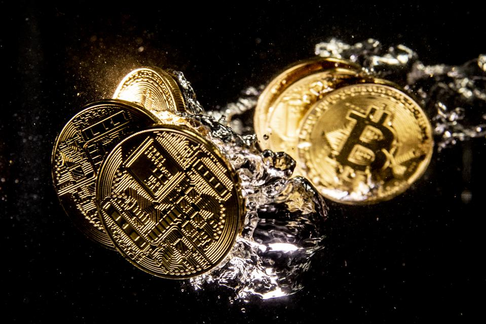 Price Of Bitcoin Sinks As Cryptocurrency Sell-off Continues