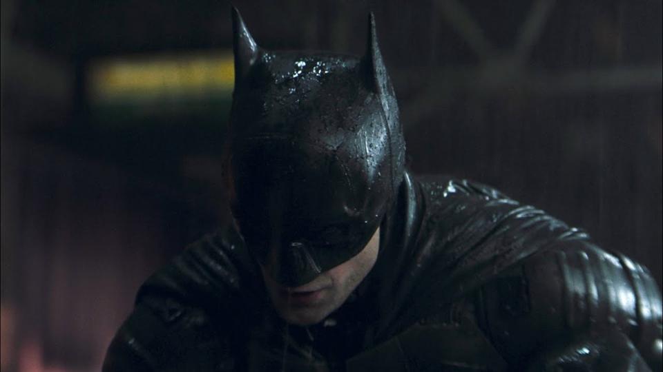 Robert Pattinson in Matt Reeves' 'The Batman'