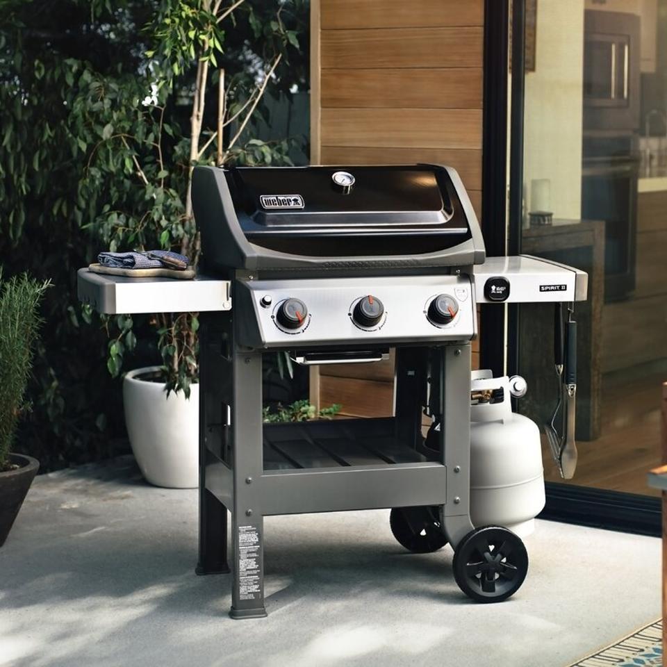 Weber Spirit® II E-310 Gas Grill