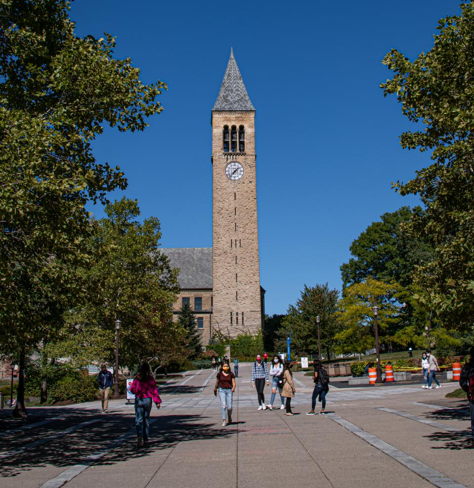Clock Tower, Cornell University