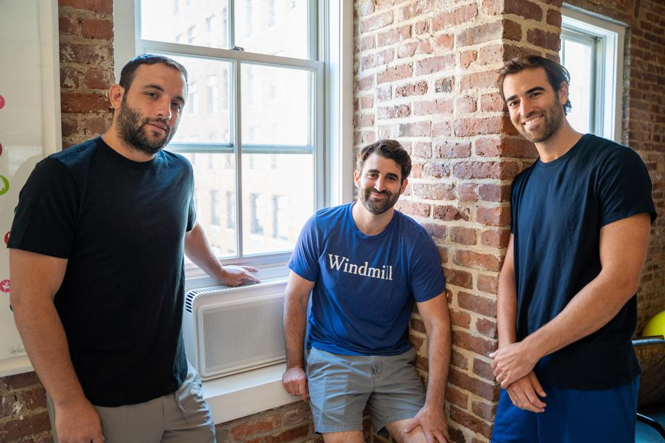 Windmill founders