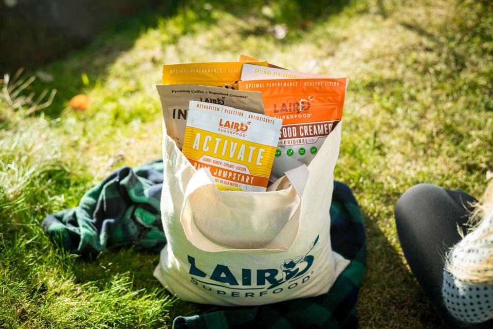 Laird Superfood plans to expand products beyond its current offerings.