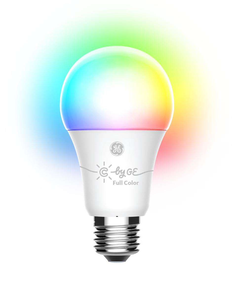 C by GE Full Color bulb