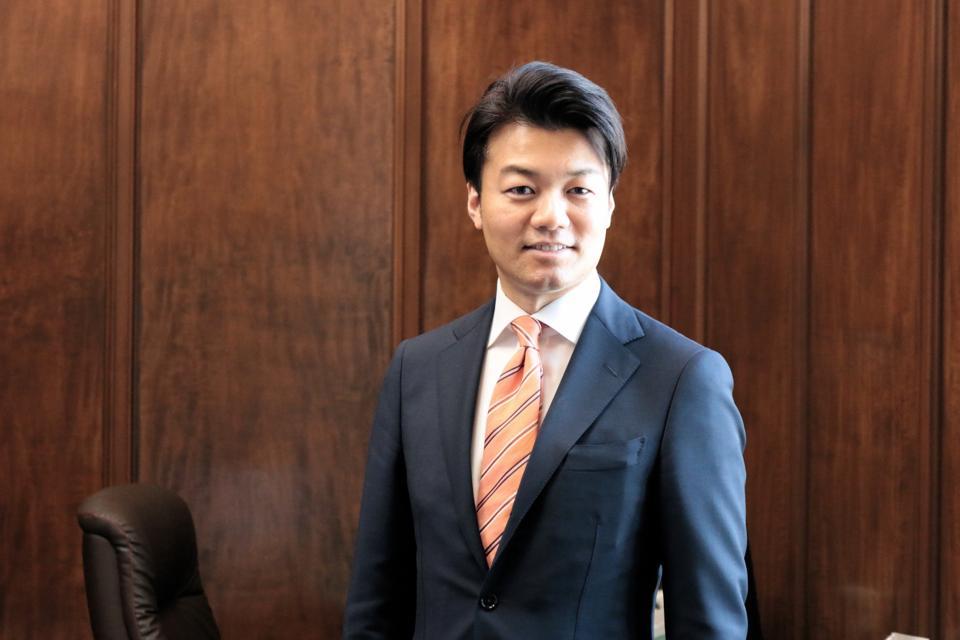 Taichiro Motoe, founder of Bengo4.com Inc.