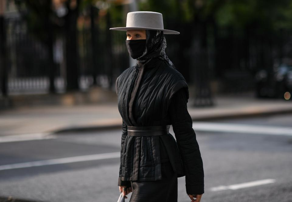 Street Style - September 2020 - New York Fashion Week