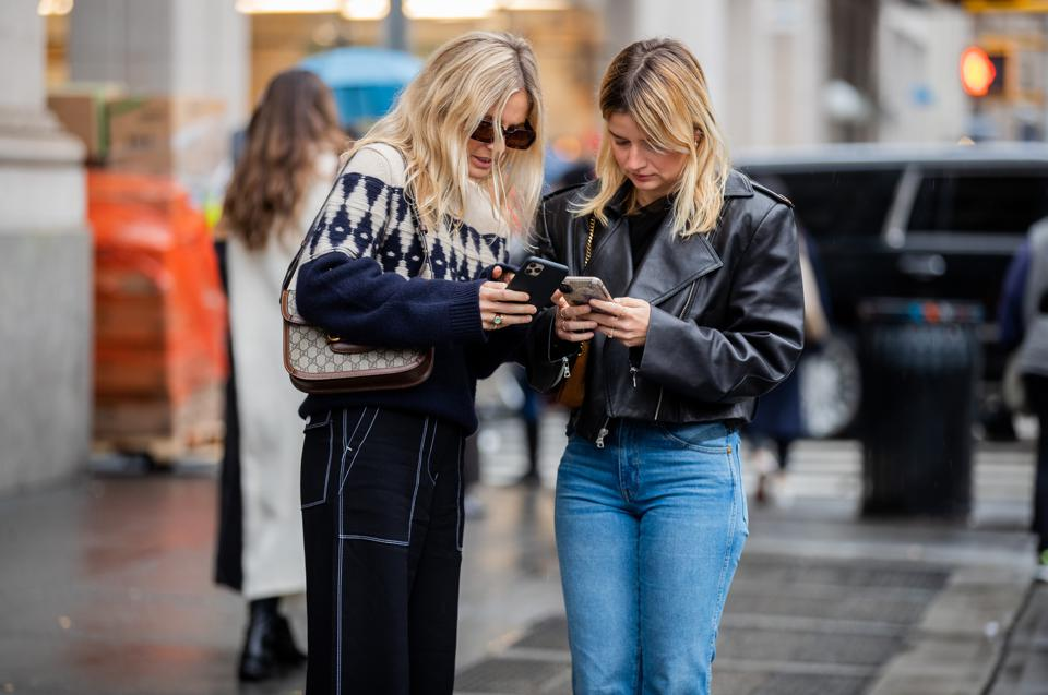 Street Style - Day 6 - New York Fashion Week February 2020