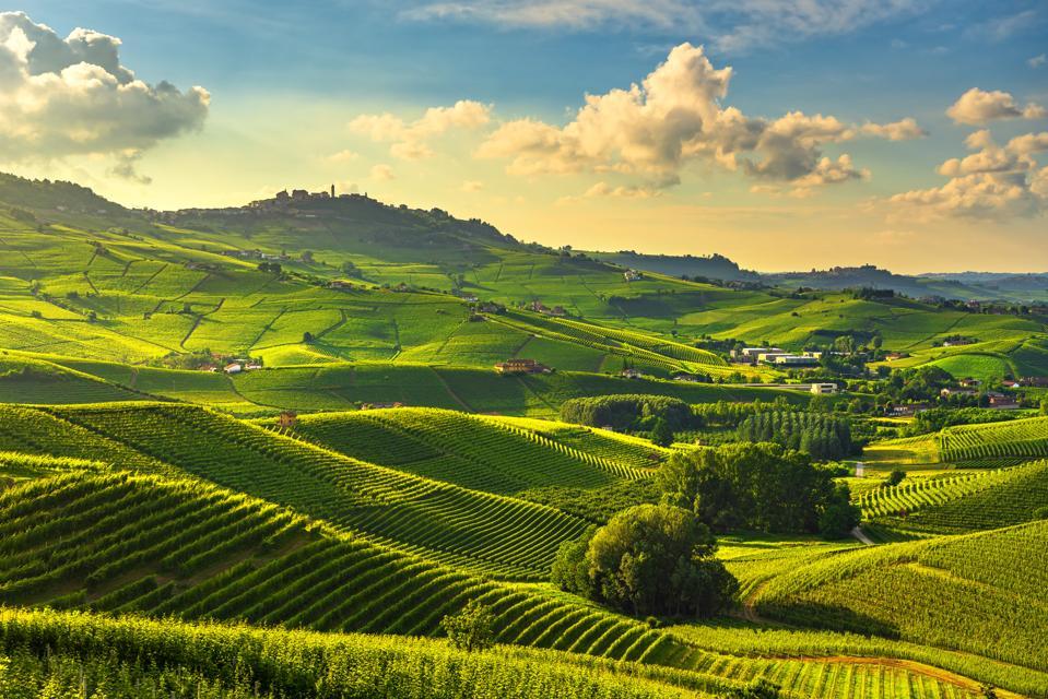 Barolo and La Morra, Piedmont, Italy