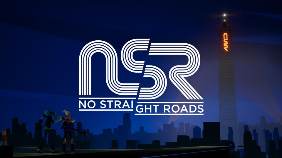 The No Straight Roads logo
