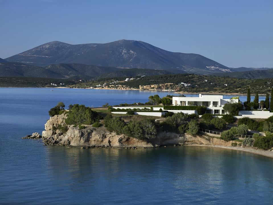 luxury villa rentals in Porto heli Villa Tatler by The Greek Villas