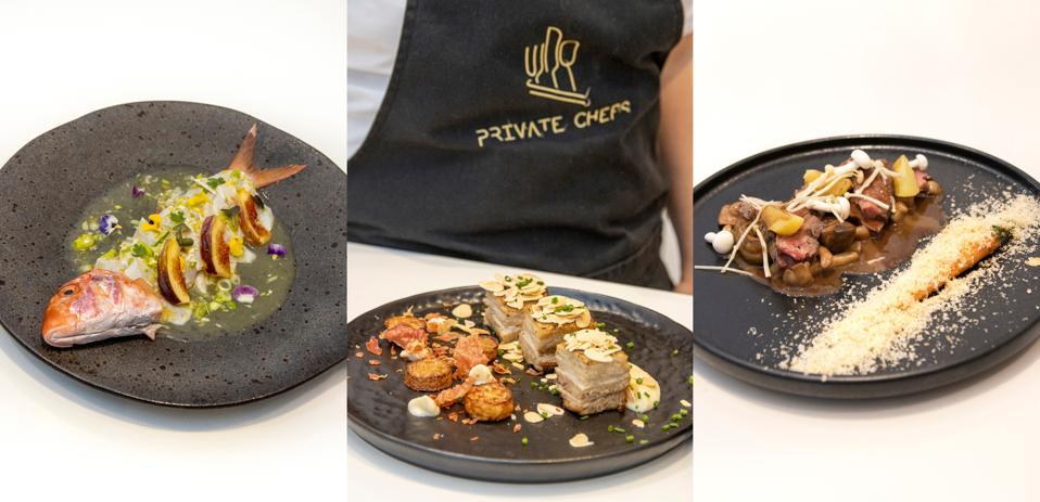 porto heli luxury greece private chef