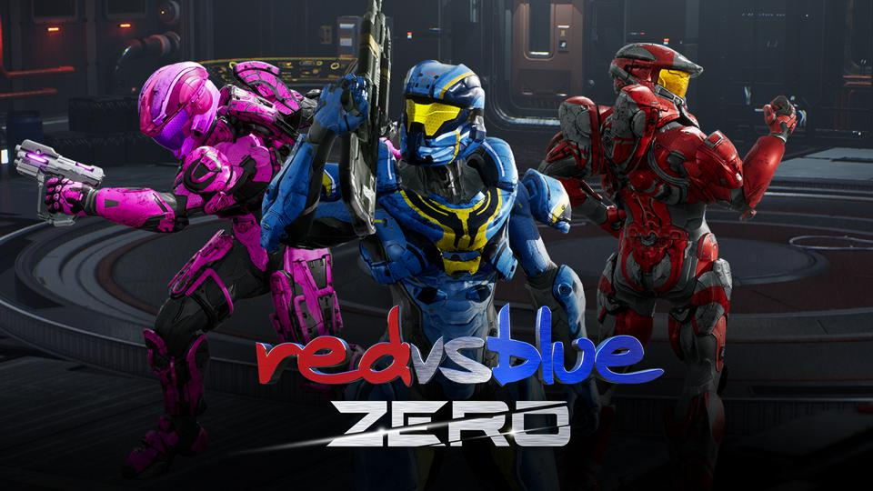 Red vs. Blue Zero Rooster Teeth