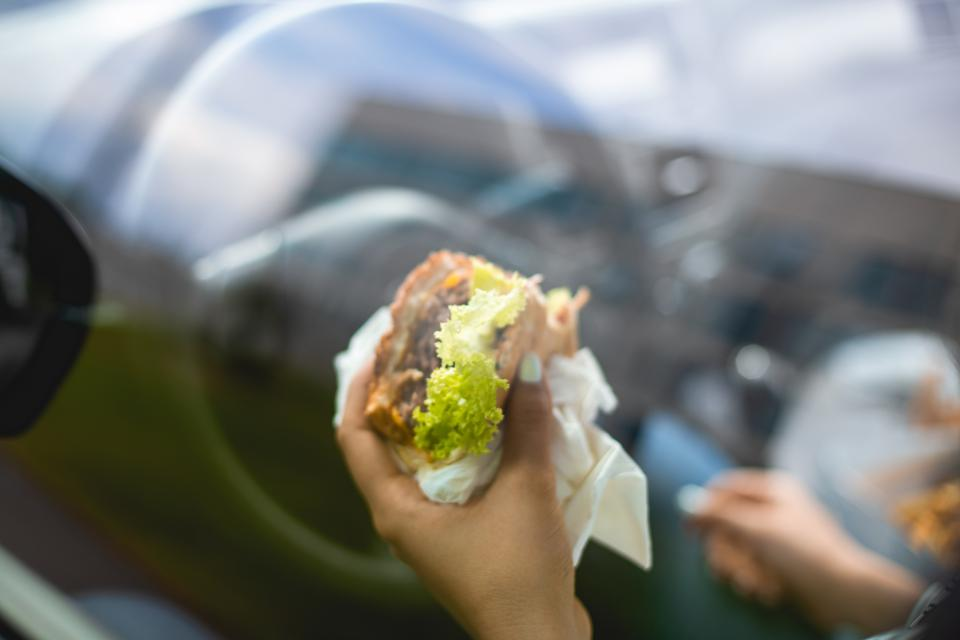 Drive-through restaurants are a good fit for the pandemic