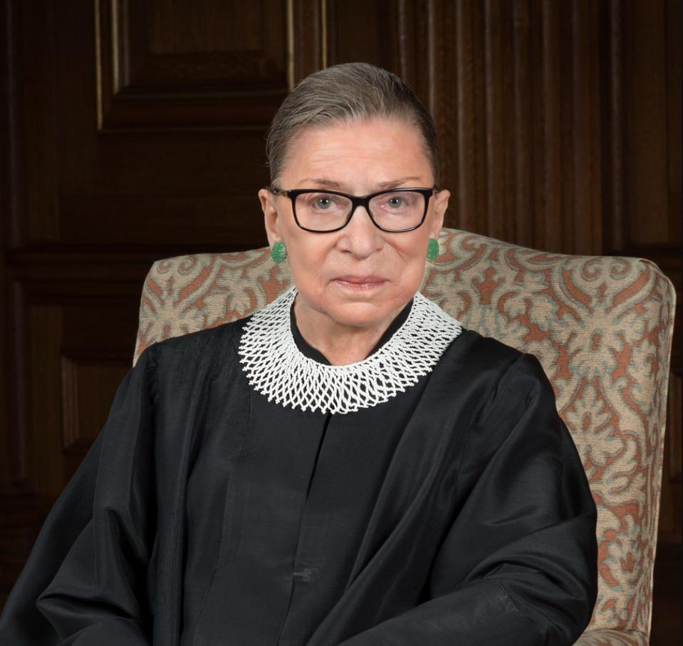 Justice Ruth Bader Ginsgurg