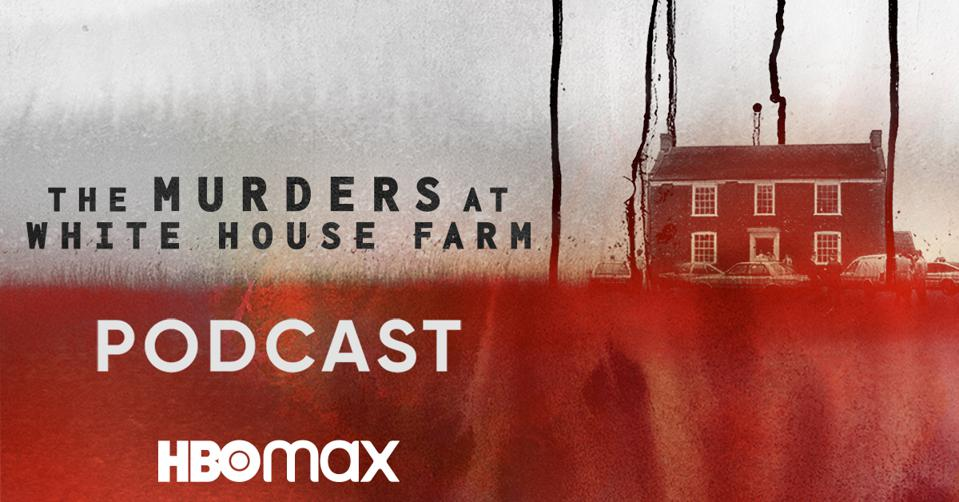 The Murders at White House Farm podcast logo