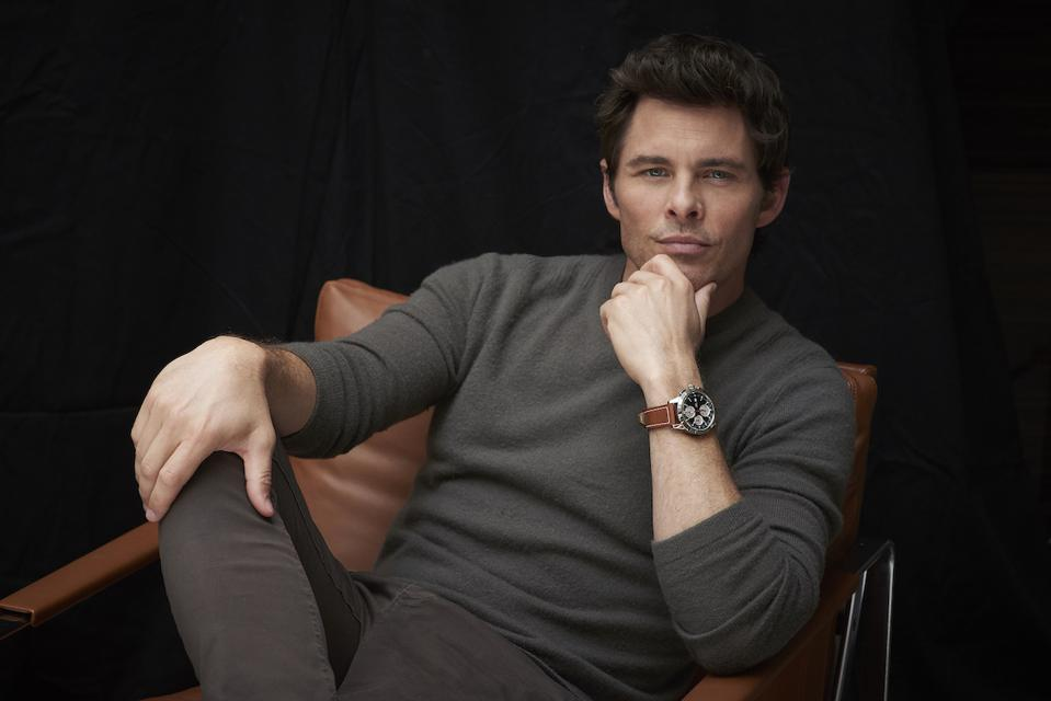 James Marsden plays F.A. Jones in IWC Born of a Dream video.