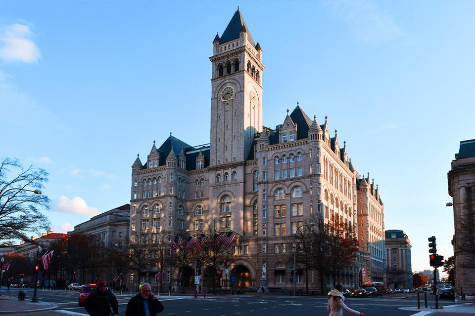 International Hotel D.C.