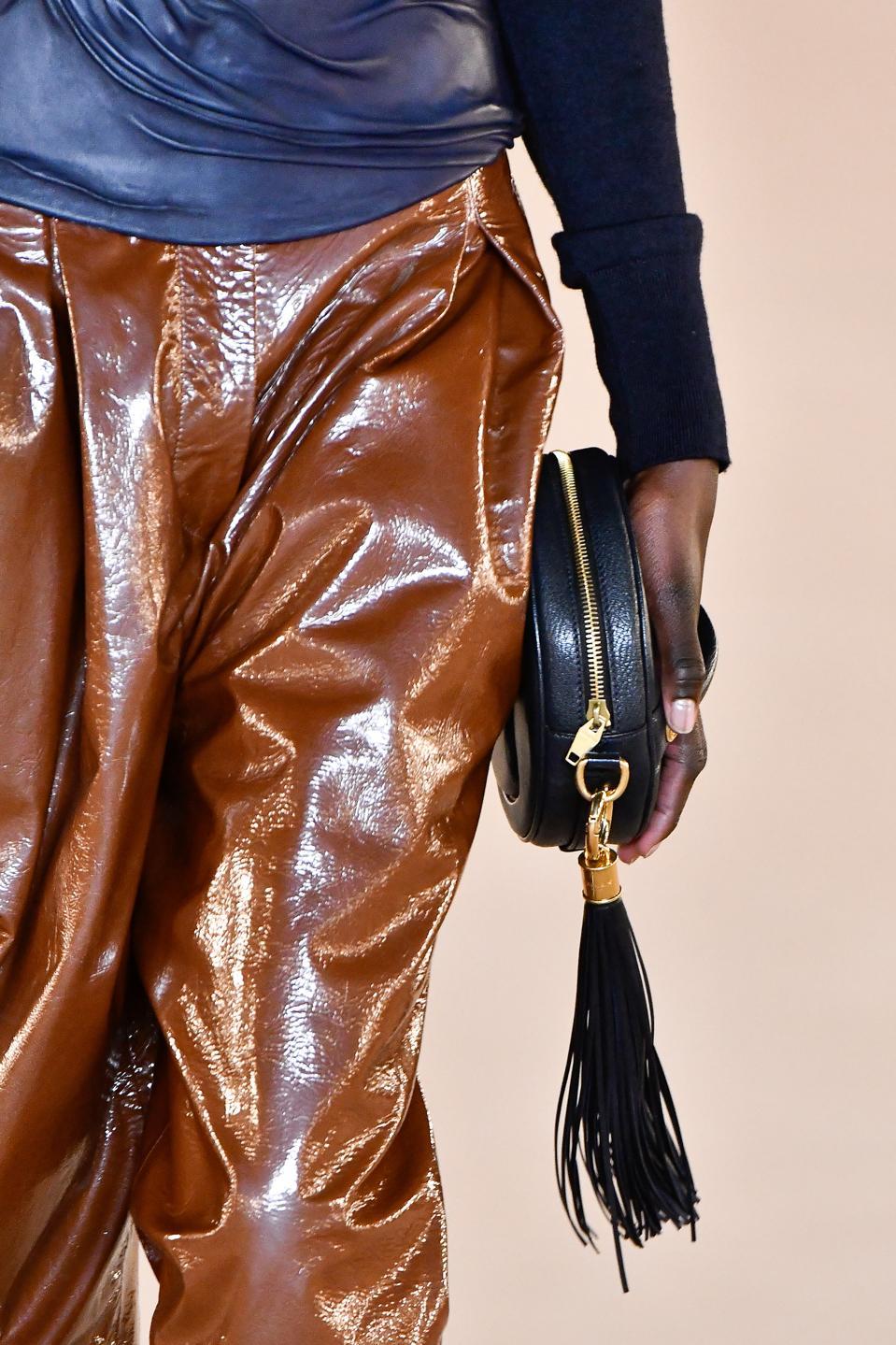 Balmain : Details - Paris Fashion Week Womenswear Fall/Winter 2020/2021