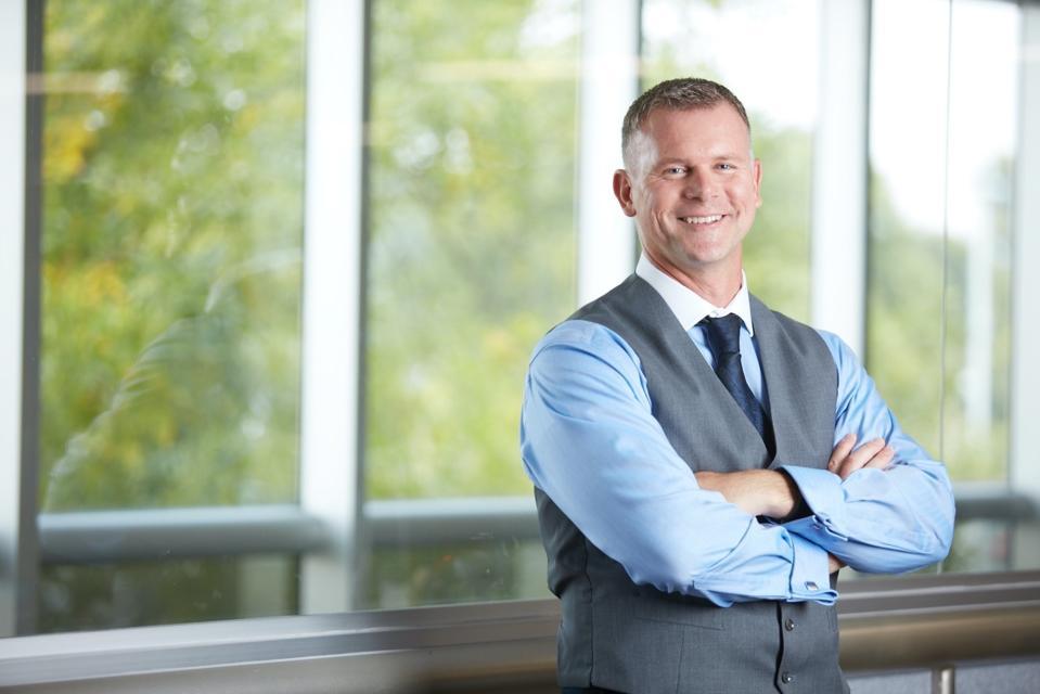 Tony Uttley, the President of Honeywell Quantum Solutions (