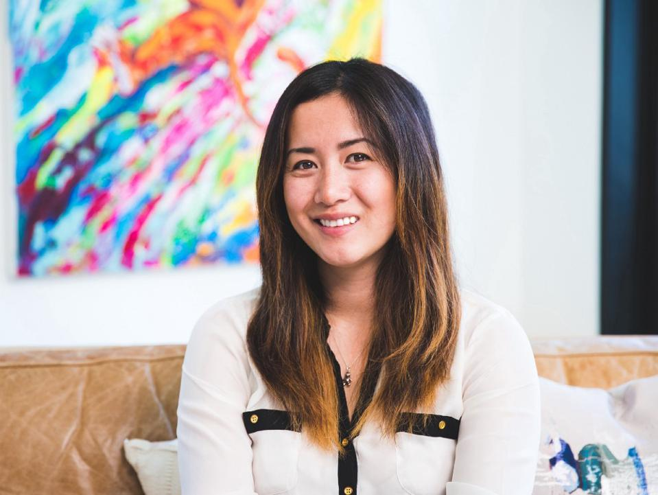 Jessica Chang, CEO of WeeCare