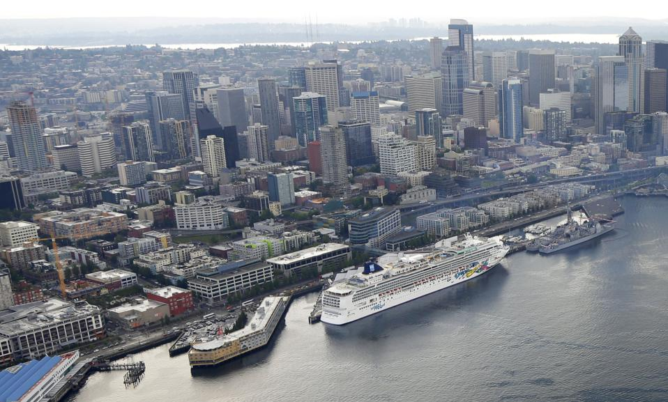 Seattle From the Air