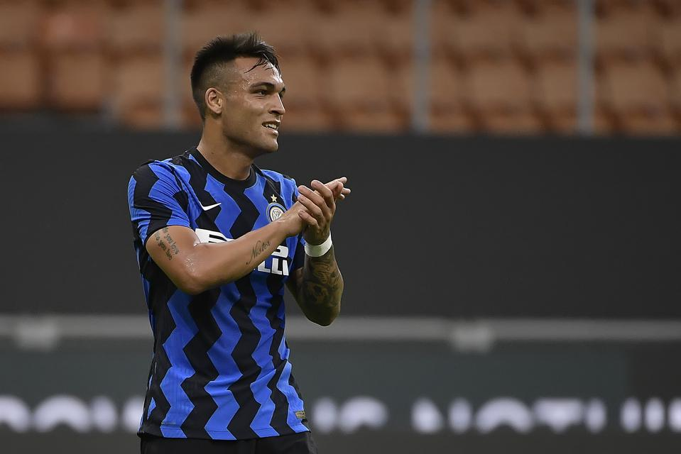 FC Barcelona are reportedly back in the race to sign Lautaro Martinez from Inter Milan.