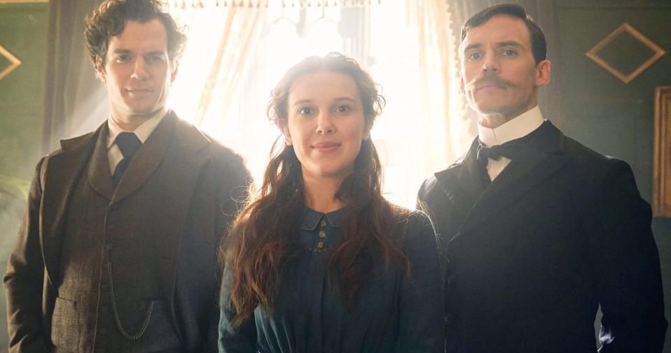 Enola Holmes': Netflix's #1 Star Outshines Netflix's #2 Star