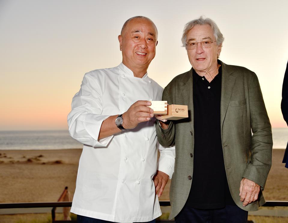 Nobu Los Cabos Official Hotel Launch & Sake Ceremony