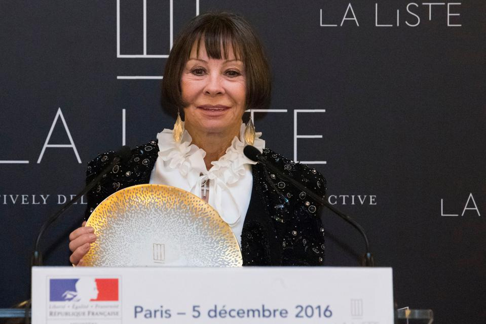 FRANCE-GASTRONOMY-FOOD-AWARDS