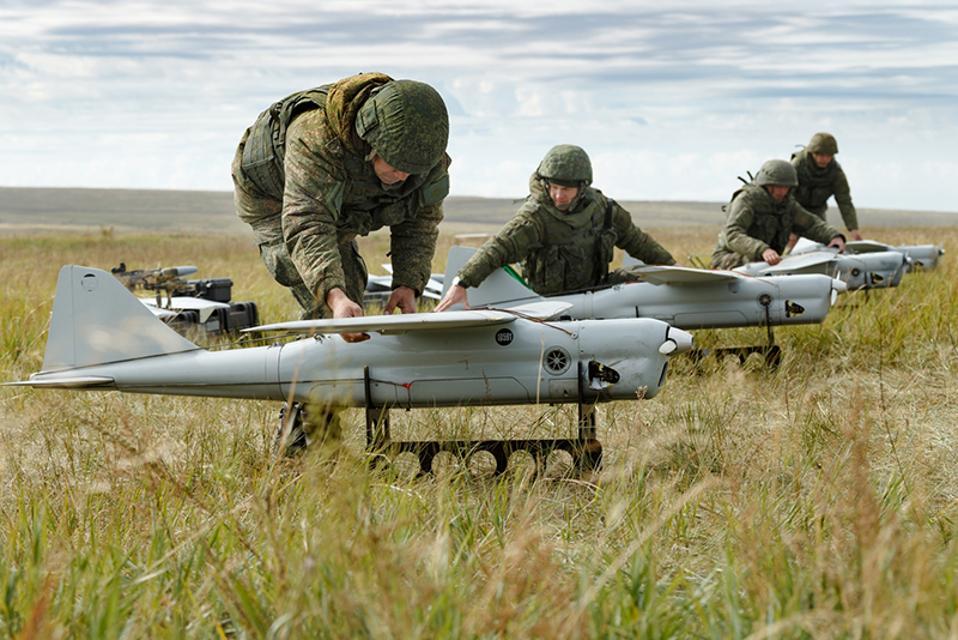 Russian drones