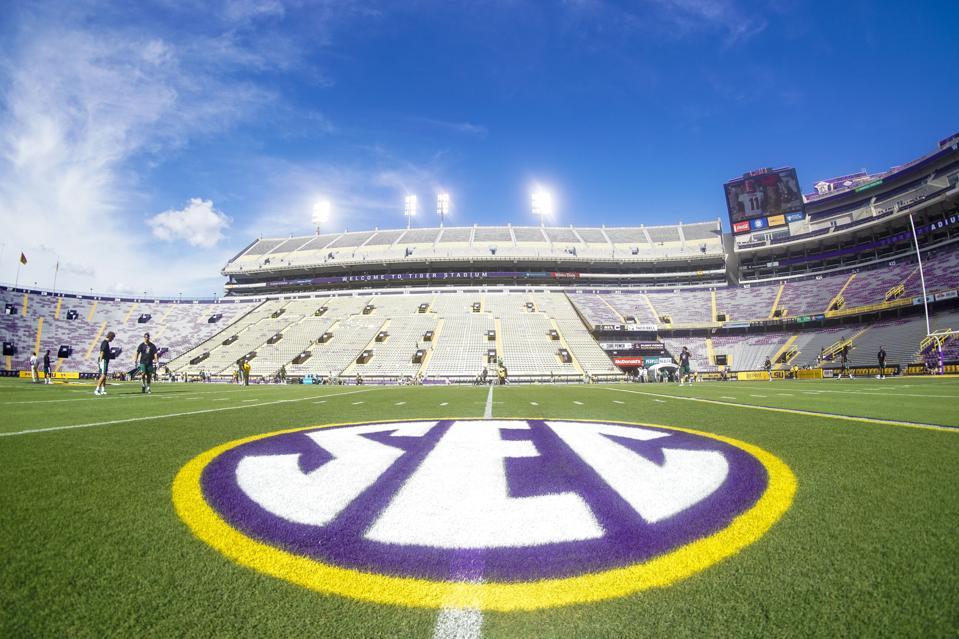 SEC seating plan for 2020 college football season