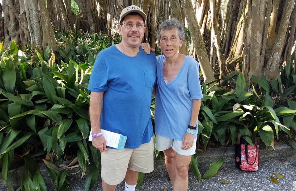 Debby and David Englander