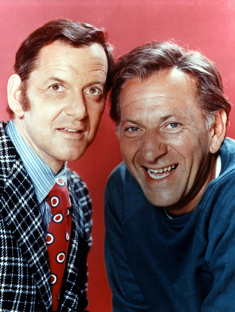 ABC sitcom ″The Odd Couple,″ starring Tony Randall and Jack Klugman, debuted on September 24, 1970.