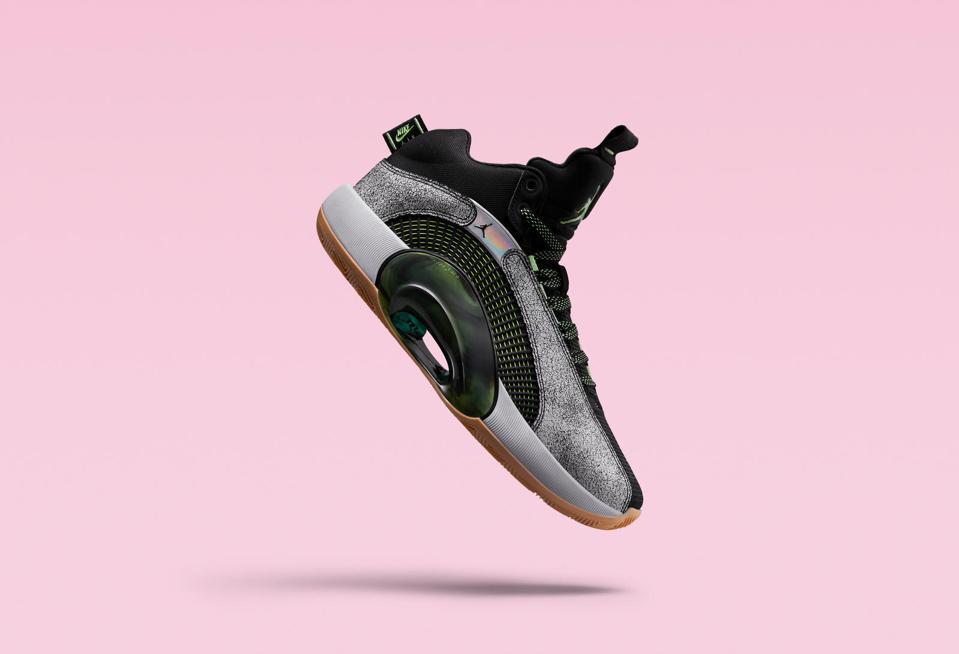 The Jordan Brand Air Jordan 35