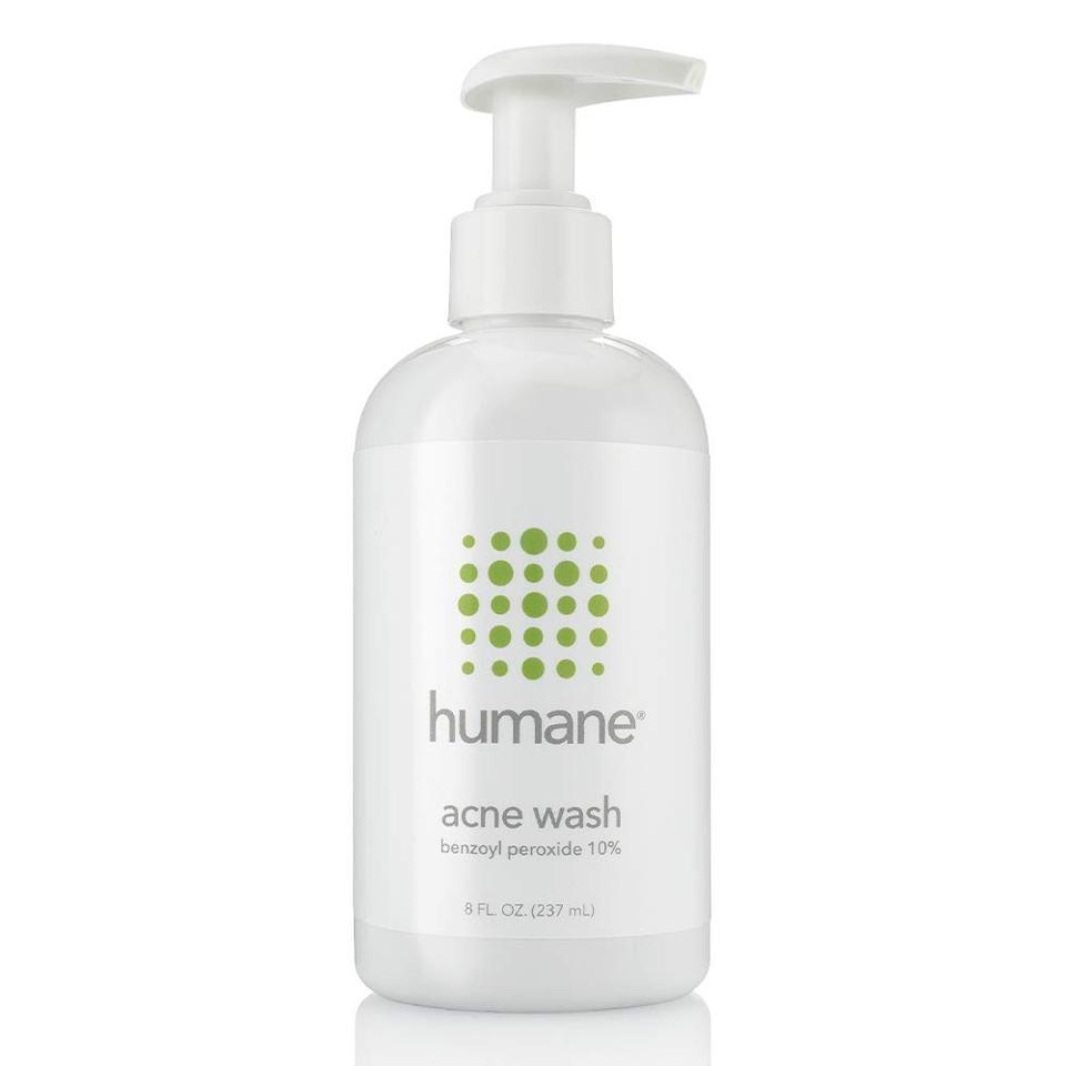 Humane Face & Body Acne Wash