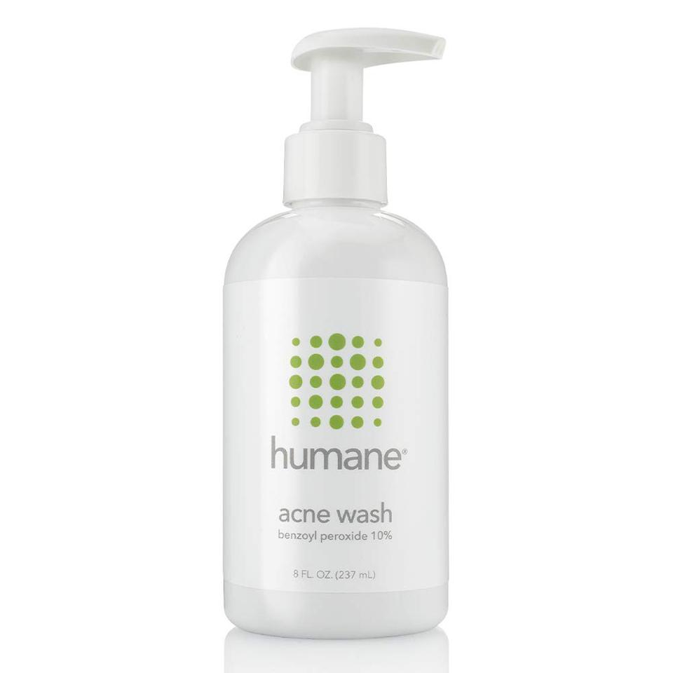 Best Beauty Products on Amazon: Humane Face & Body Acne Wash
