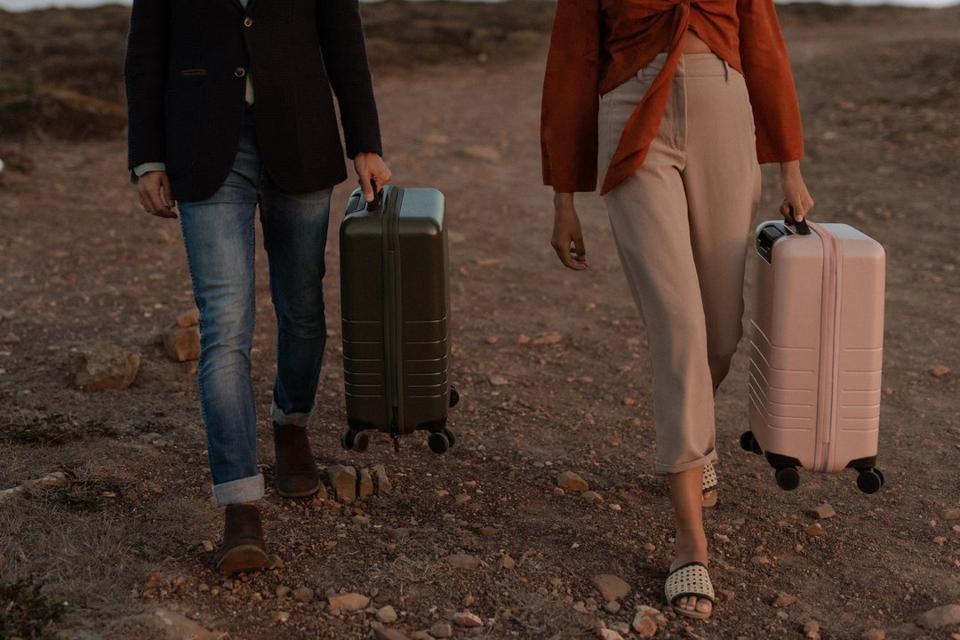 Monos Luggage sale