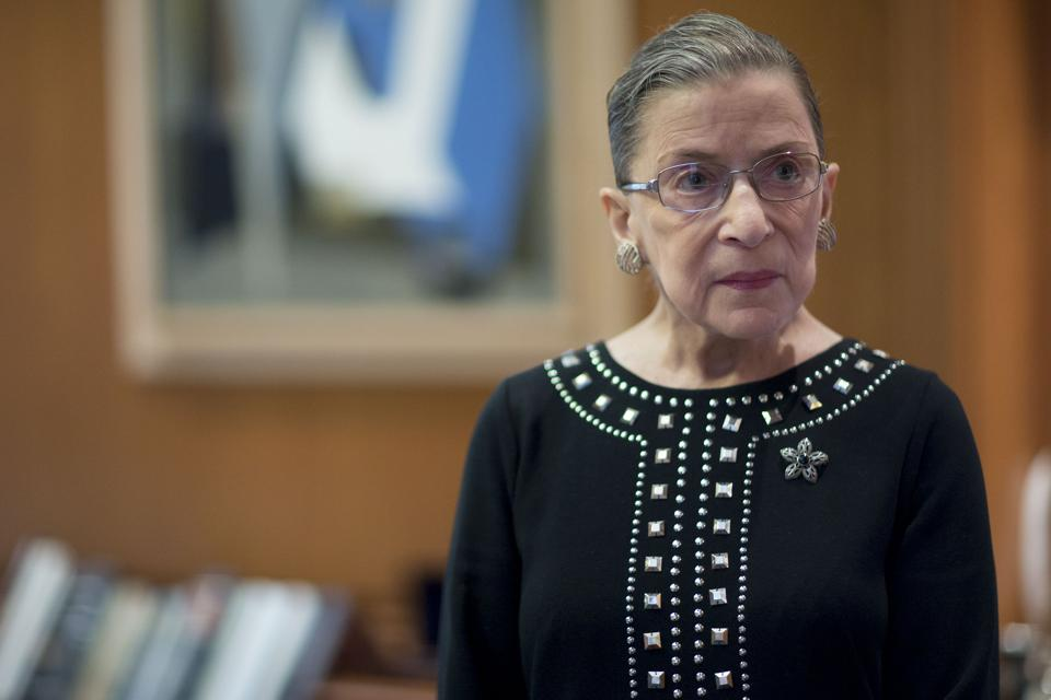 Ginsburg helped pave the way for women to be approved for credit cards