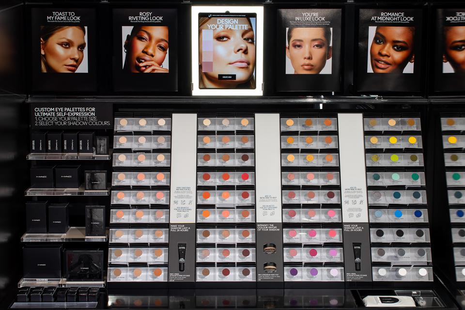 Mac Cosmetics New Concept Is The