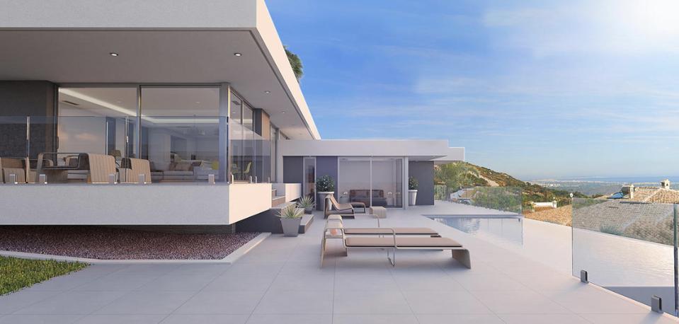 Rethink's latest luxury villa on the coast of Spain
